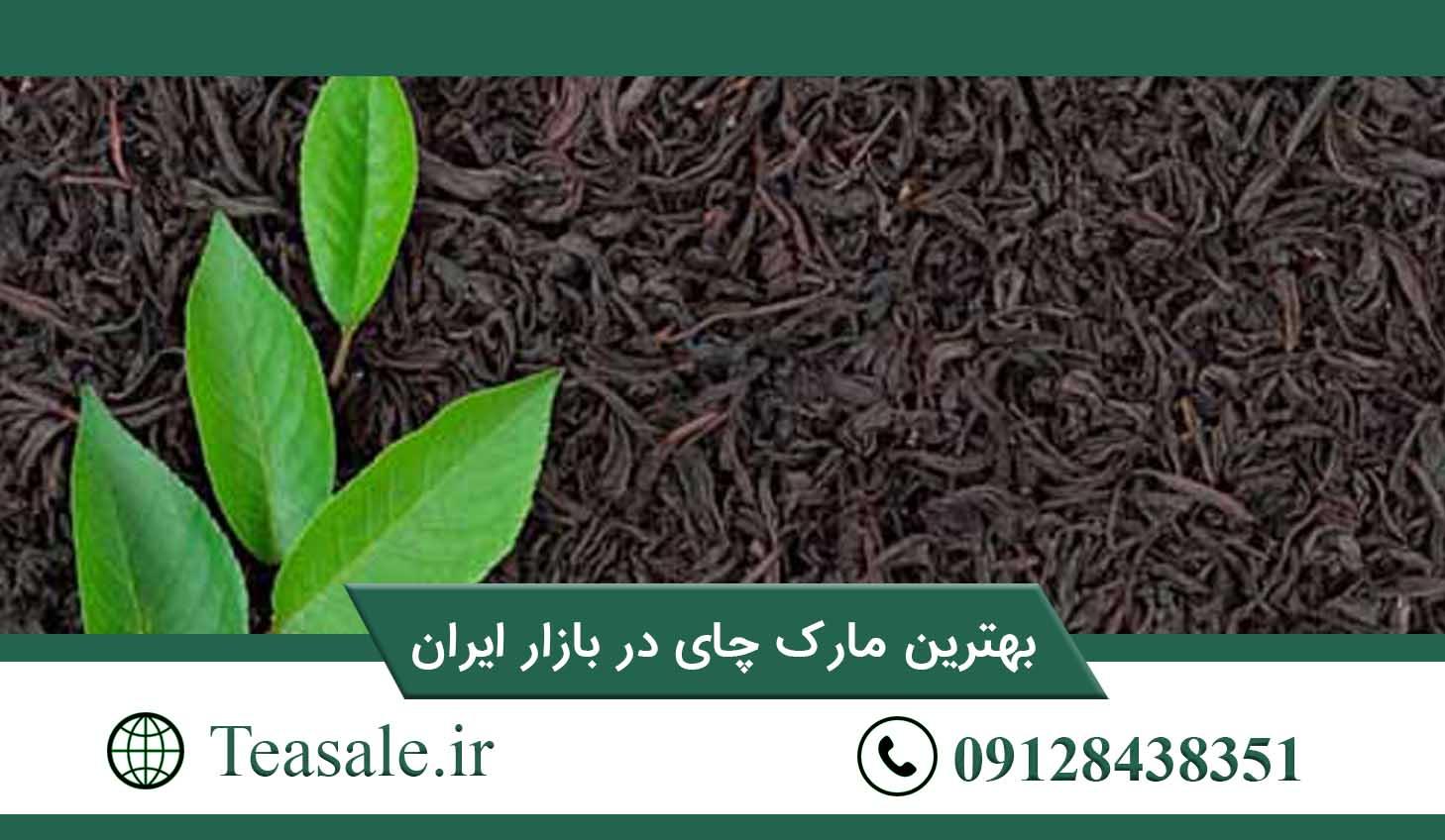 بهترین مارک چای در بازار ایران
