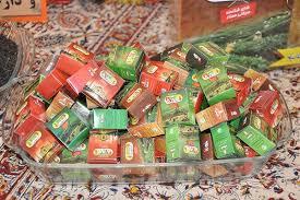عرضه انواع چای کلکته