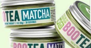 چای ماچا بوتی